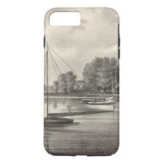 Coque iPhone 7 Plus Résidence de Joseph Francis, la rivière de Tom, NJ