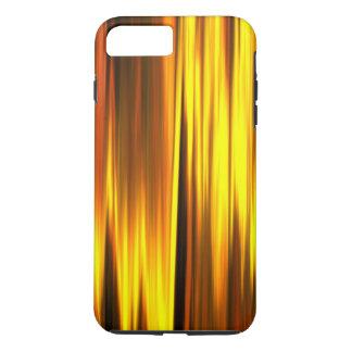 Coque iPhone 7 Plus riches joyeux de mode de célébrations d'or d'éclat