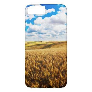 Coque iPhone 7 Plus Rolling Hills de blé mûr