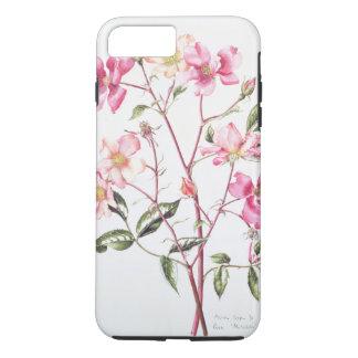 """Coque iPhone 7 Plus Rosa """"Mutabilis"""" 1996"""