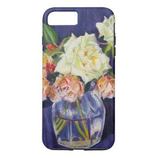 Coque iPhone 7 Plus Roses 2007 d'été