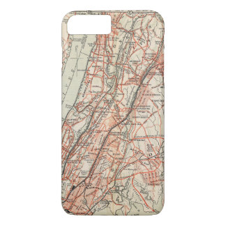 Coque iPhone 7 Plus Routes de bicyclette à New York et Connecticut 3