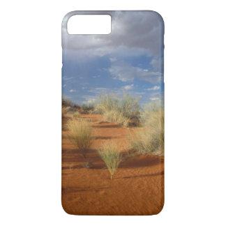 Coque iPhone 7 Plus Scène de désert de Kalahari, Kgalagadi 2