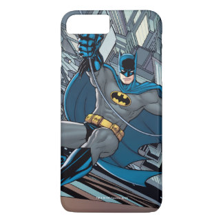 Coque iPhone 7 Plus Scènes de Batman - mur de graduation