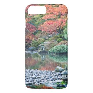 Coque iPhone 7 Plus Seattle, jardin de Japonais d'arborétum