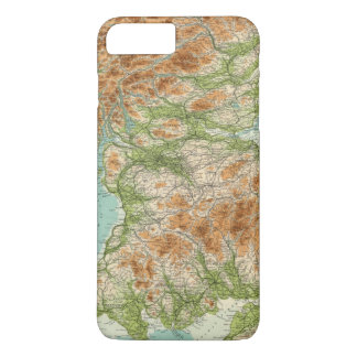 Coque iPhone 7 Plus Section du sud de l'Ecosse