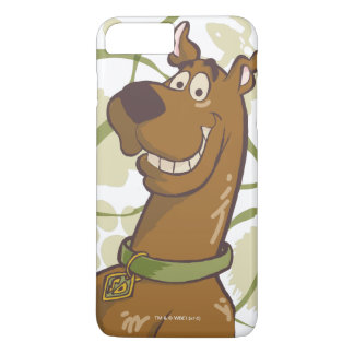 Coque iPhone 7 Plus Sourire de Scooby Doo