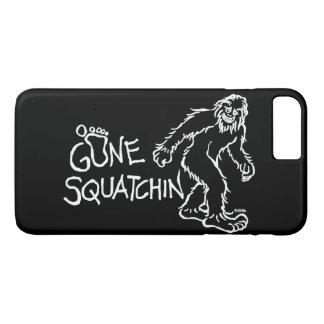 Coque iPhone 7 Plus Squatchin allé