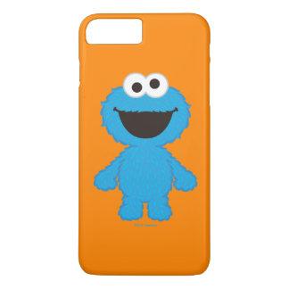 Coque iPhone 7 Plus Style de laine de monstre de biscuit