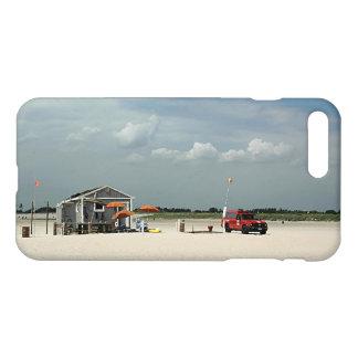Coque iPhone 7 Plus Support de parapluie de plage de Jones