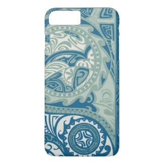 Coque iPhone 7 Plus Tatou V - Lagune de Bora Bora