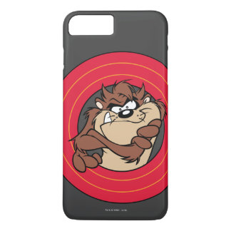 Coque iPhone 7 Plus TAZ™ par les cercles LOONEY de TUNES™