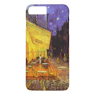 Coque iPhone 7 Plus Terrasse de café de Vincent van Gogh aux