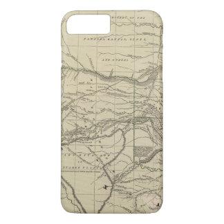 Coque iPhone 7 Plus Territoire indien, le Texas du nord, Nouveau