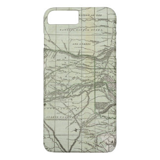 Coque iPhone 7 Plus Territoire indien, Texas du nord et le Nouveau