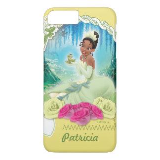 Coque iPhone 7 Plus Tiana - je suis une princesse