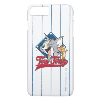Coque iPhone 7 Plus Tom et Jerry | Tom et Jerry sur le diamant de