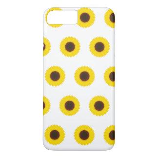 Coque iPhone 7 Plus Tournesol