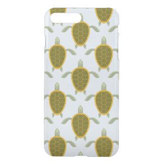 Coque iPhone 7 Plus Troupeau de motif de tortues de mer