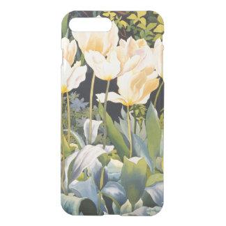Coque iPhone 7 Plus Tulipes pâles