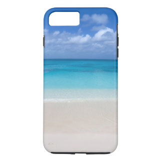 Coque iPhone 7 Plus Turcs de la plage | et photo sous le vent de la
