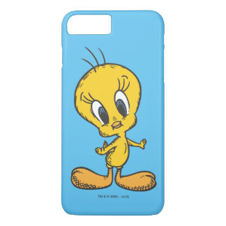 Coque iPhone 7 Plus Tweety a ouvert des bras