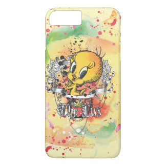 "Coque iPhone 7 Plus Tweety ""le lux """