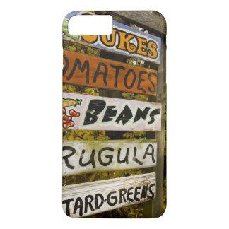 Coque iPhone 7 Plus Un support de ferme dans Holderness, New