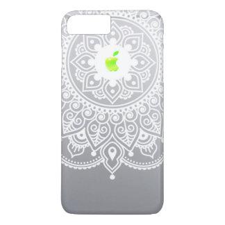Coque iPhone 7 Plus Vert de mandala d'Apple
