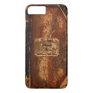 Coque iPhone 7 Plus Vieux manuel