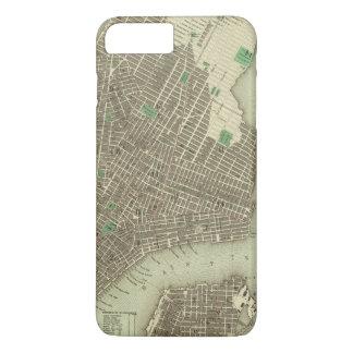 Coque iPhone 7 Plus Ville de New-York