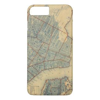 Coque iPhone 7 Plus Ville de NewYork