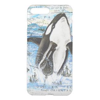 Coque iPhone 7 Plus Violation de la carte antique d'orque