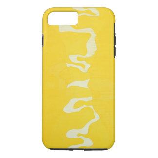Coque iPhone 7 Plus Voyage jaune