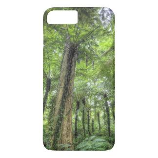 Coque iPhone 7 Plus Vue de végétation dans les jardins botaniques de