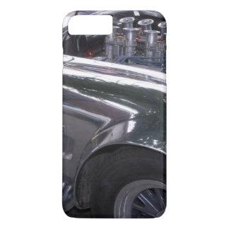 Coque iPhone 7 Plus WA, Seattle, automobile américaine classique. 2