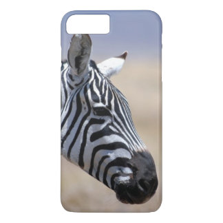 Coque iPhone 7 Plus Zèbre