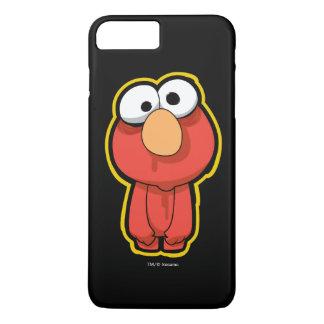Coque iPhone 7 Plus Zombi d'Elmo