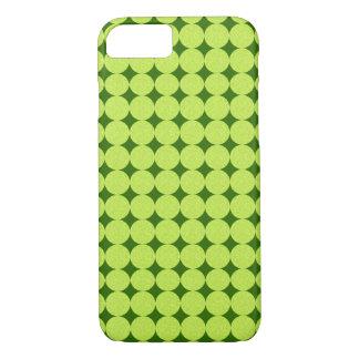 Coque iPhone 7 Pois et diamants par Shirley Taylor