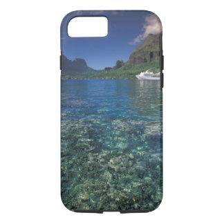 Coque iPhone 7 Polynésie française, Moorea. Baie de cuisiniers.