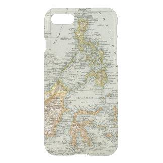 Coque iPhone 7 Porcelaine d'Indo et archipel de Malaysian