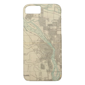 Coque iPhone 7 Portland, ou