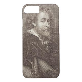 Coque iPhone 7 Portrait de 1577-1640) plats 30 de Peter Paul