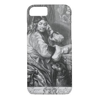 Coque iPhone 7 Portrait de 1612-83) restaurations de Thomas