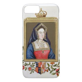 Coque iPhone 7 Portrait de Catherine d'Aragon (1485-1536) ęrs Qu