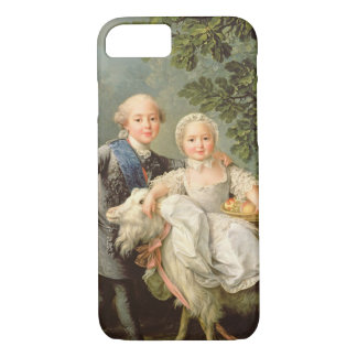 Coque iPhone 7 Portrait de Charles Philippe de la France