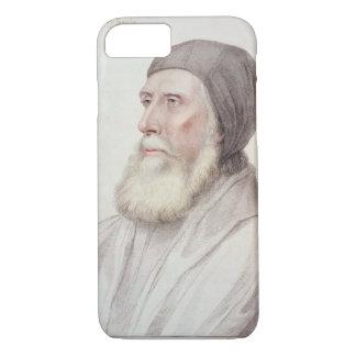 Coque iPhone 7 Portrait de ęr comte de John Russell de Bedford