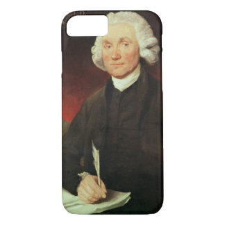 Coque iPhone 7 Portrait de Joseph Priestley (1733-1804)