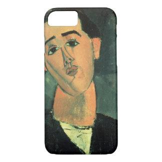 Coque iPhone 7 Portrait de Juan Gris (1887-1927) 1915 (l'huile