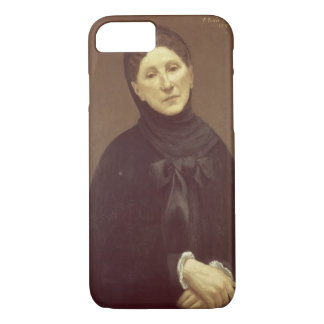 Coque iPhone 7 Portrait de l'épouse de l'artiste, Madame de